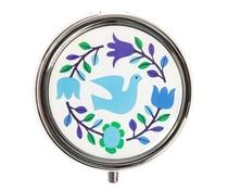 Pillendoosje met spiegel | Folk Doves
