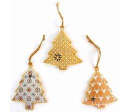 """Imbarro Fraaie metalen hanger """"Tree Beauty"""""""