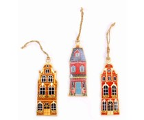 """Imbarro Fraaie metalen hanger """"House Classic"""""""