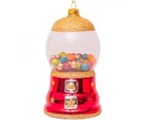 Vondels Amsterdam Kerstornament  Kauwgomballen automaat