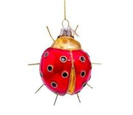 Vondels Amsterdam Kerstornament Lieveheersbeestje