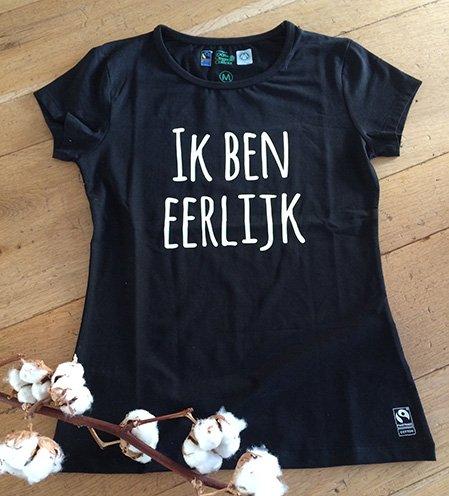 Win een Fairtrade T-shirt