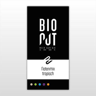 BioNut BIONUT - notenmix* - tropisch - 6 x 500 gr.