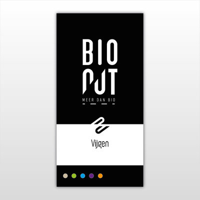BioNut BIONUT - vijgen* - 6 x 1 kg