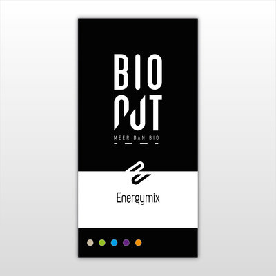 BioNut BIONUT - energy mix* - 6 x 500 gr.