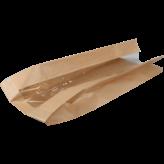 IDorganics Vensterzakken - bruin - 1 kg