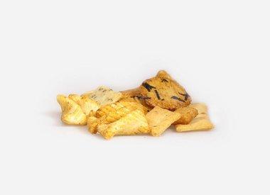 Japanse crackers