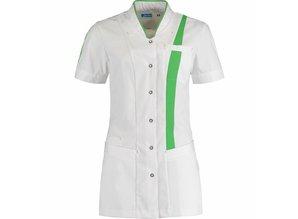 De Berkel Lara FlexFit Wit/Fashion Green