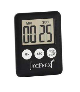 Joefrex Espresso timer zwart