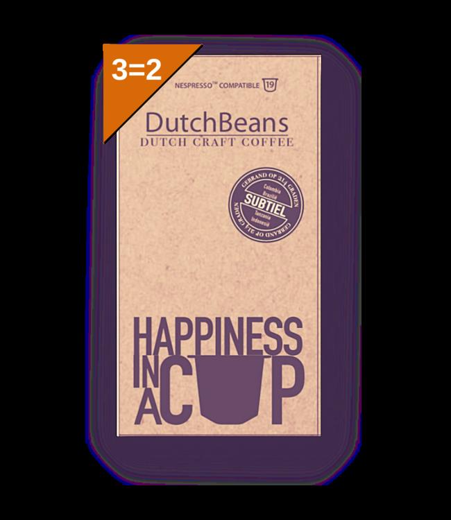 Dutch Craft Coffee Subtiel 214  - Koffiecup