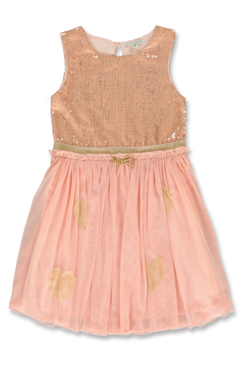Lemon Beret   Winter 2019 Small Girls   Dress   10 pcs/box