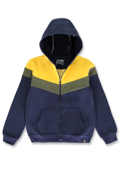 Lemon Beret | Winter 2019 Teen Boys | Cardigan Sweater | 12 pcs/box