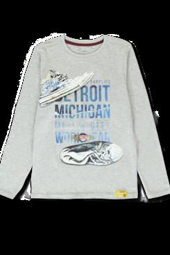 Lemon Beret   Winter 2019 Teen Boys   T-shirt   12 pcs/box