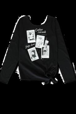Lemon Beret | Winter 2019 Teen Girls | T-shirt | 12 pcs/box