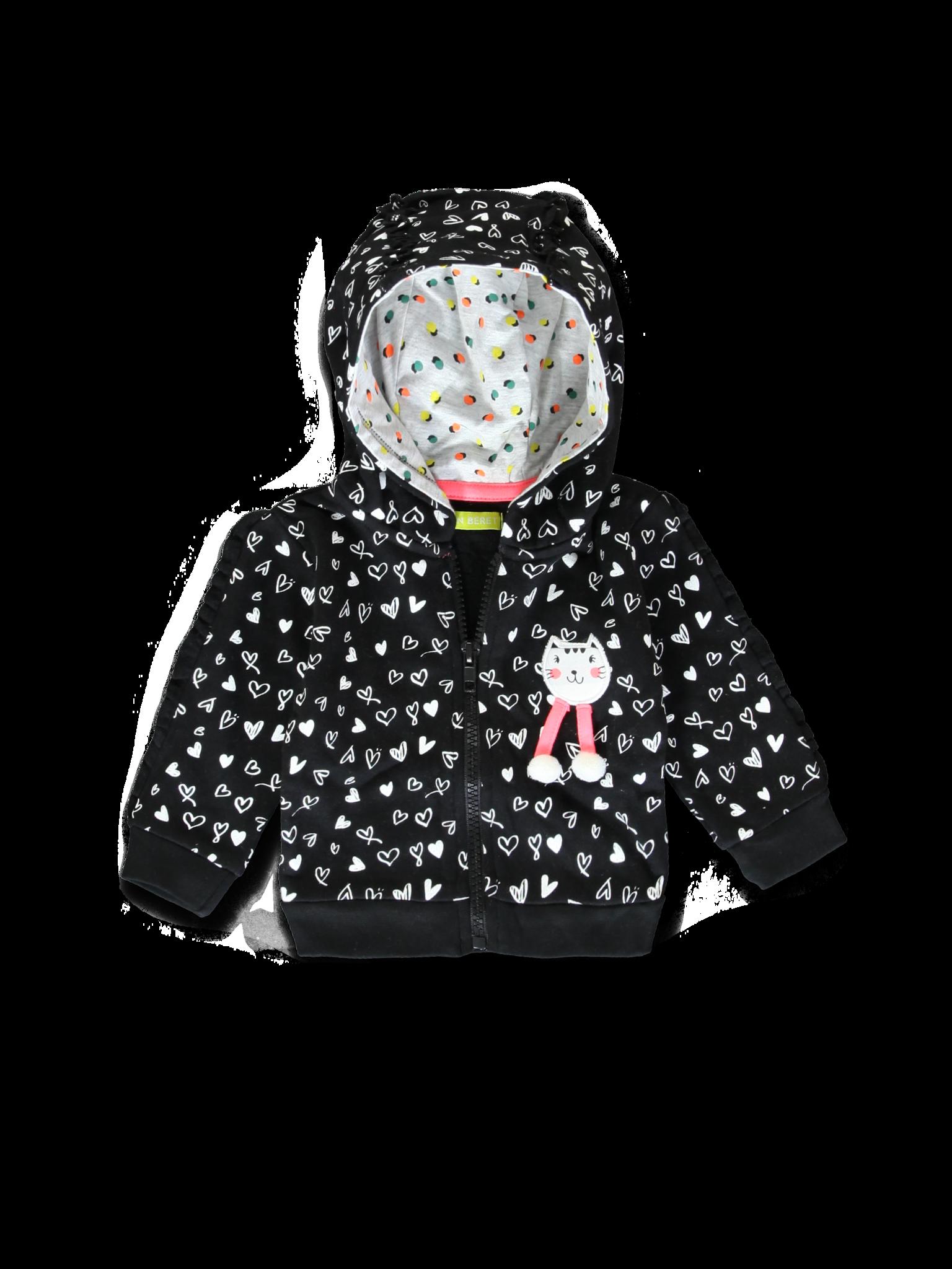 Lemon Beret | Winter 2019 Baby | Cardigan Sweater | 8 pcs/box