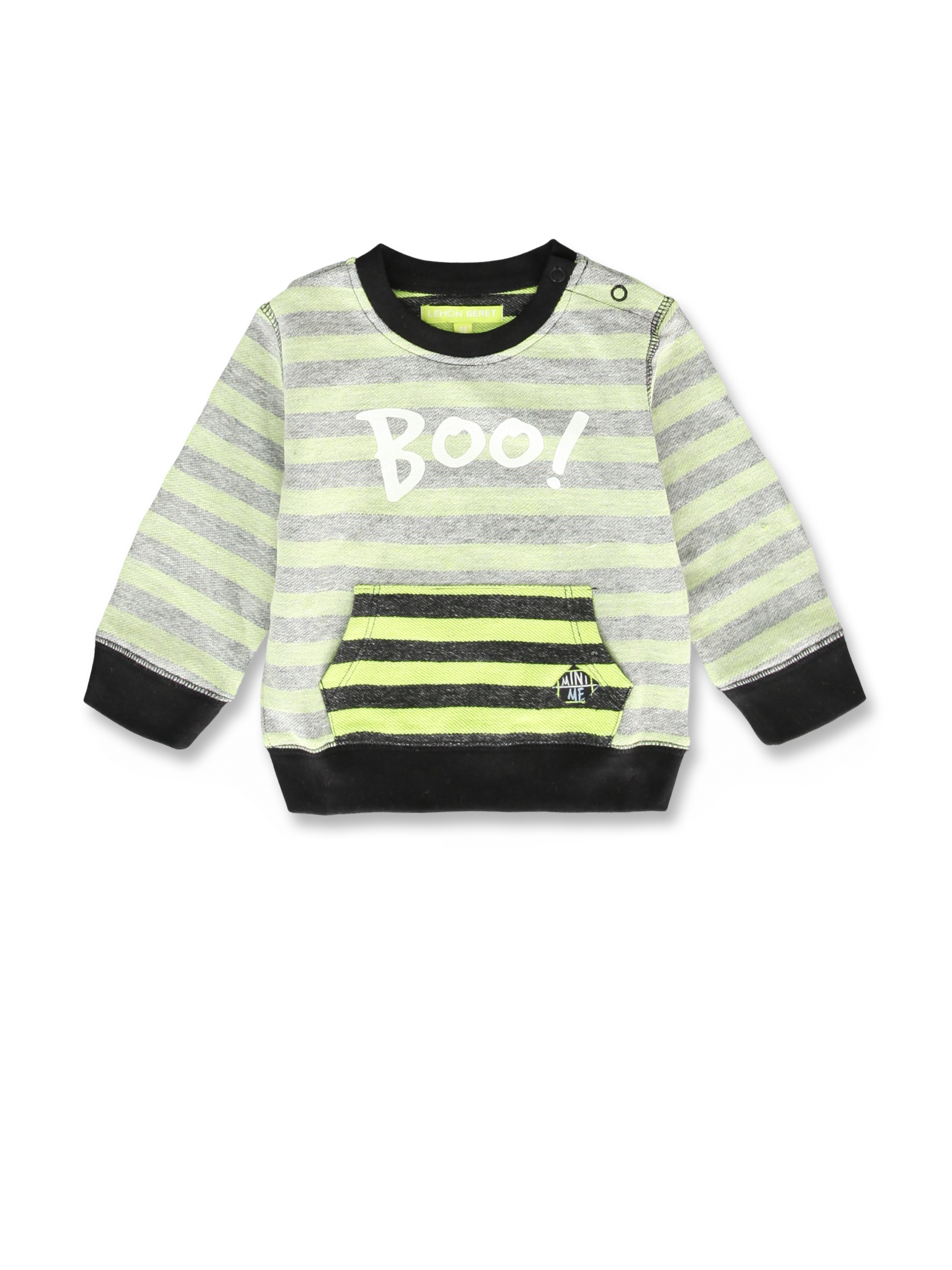 Lemon Beret | Winter 2019 Baby | Sweatshirt | 8 pcs/box