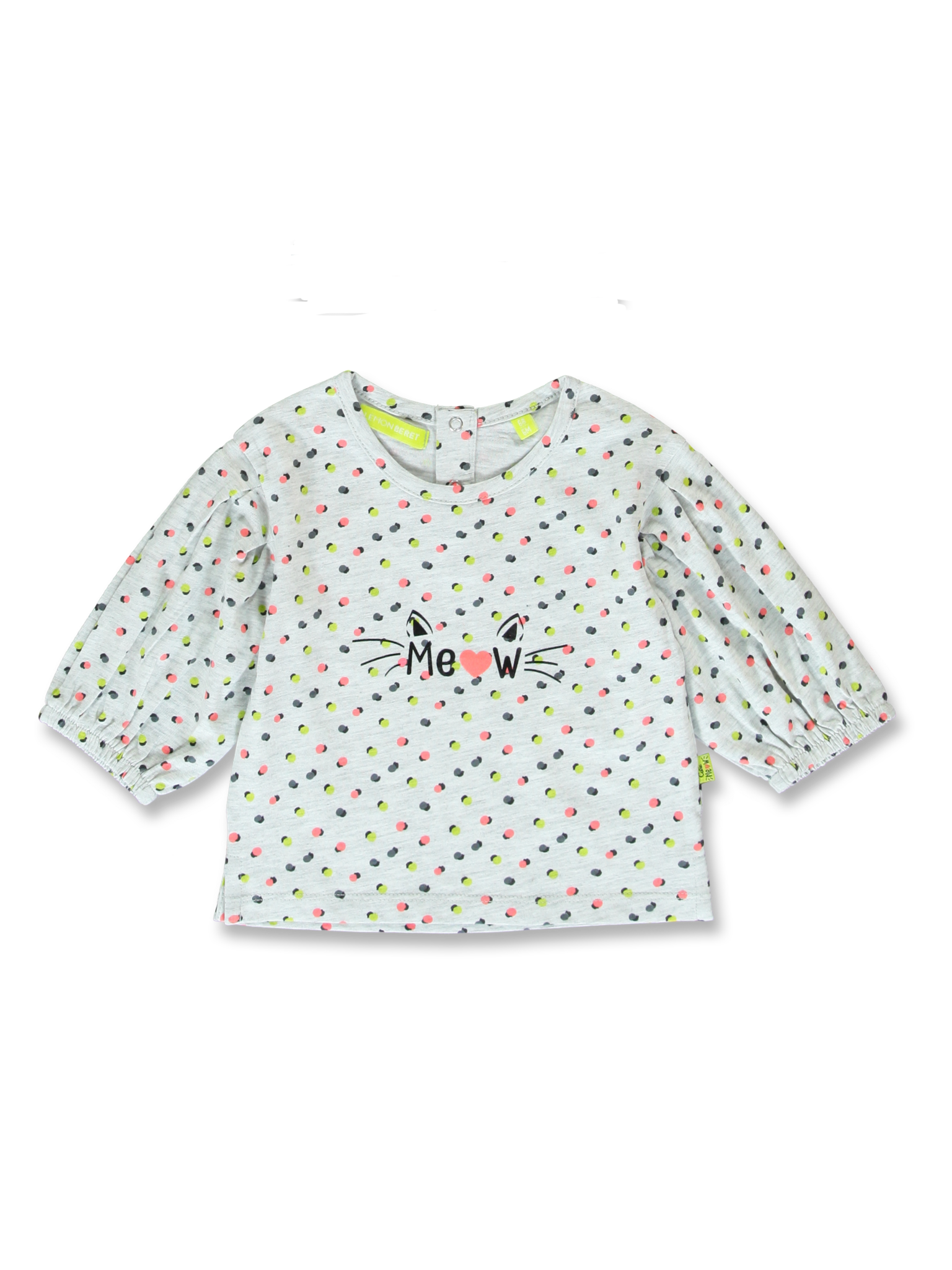 Lemon Beret   Winter 2019 Baby   T-shirt   8 pcs/box