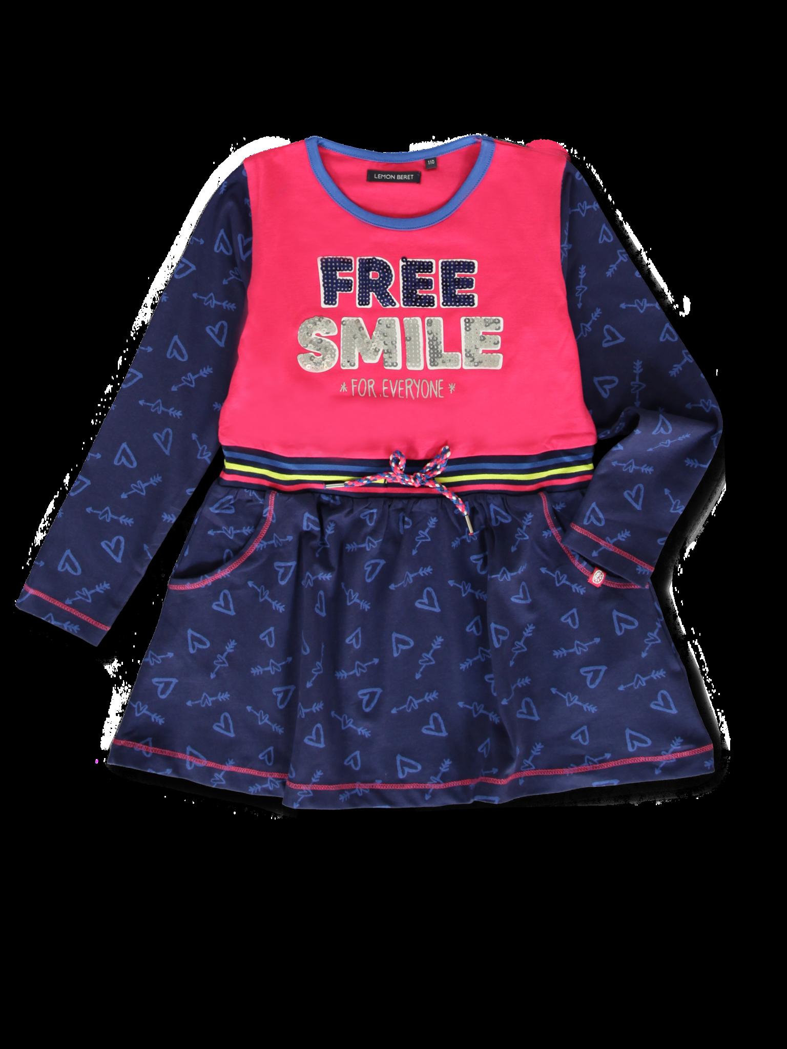 Lemon Beret | Winter 2019 Small Girls | Dress | 12 pcs/box