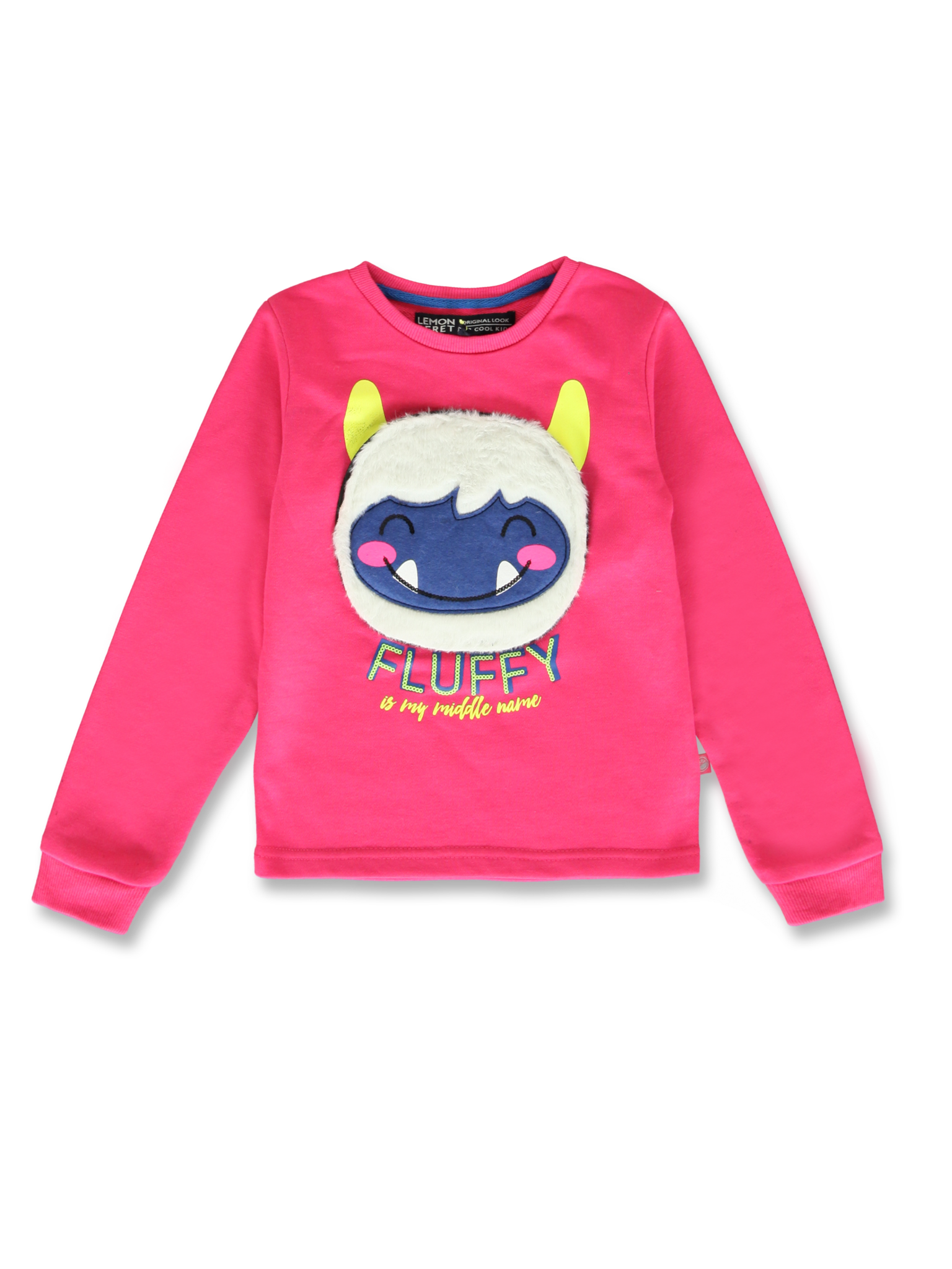 All Brands | Winterproducts Small Girls | Sweatshirt | 12 pcs/box