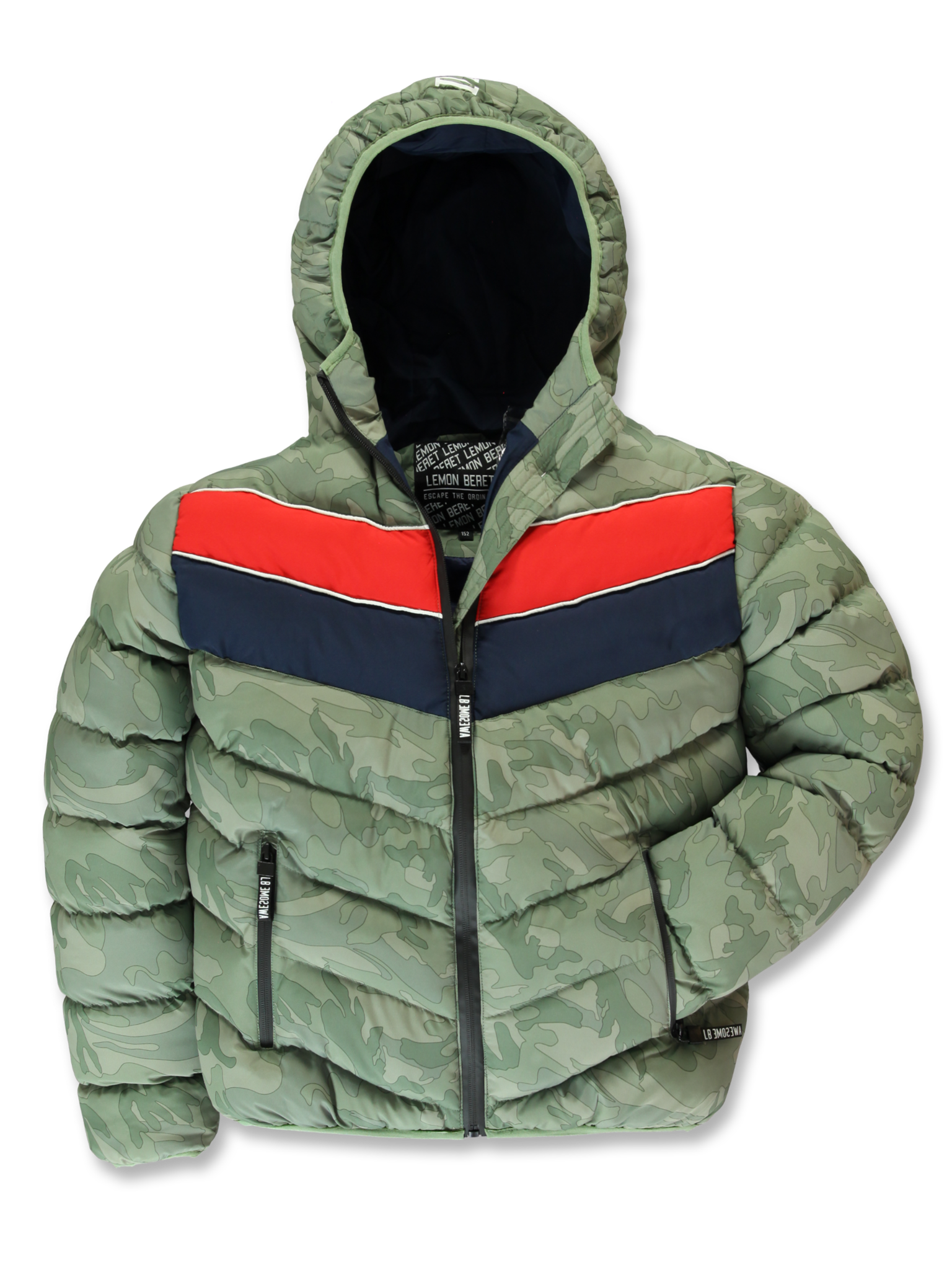 All Brands | Winterproducts Teen Boys | Jacket | 10 pcs/box