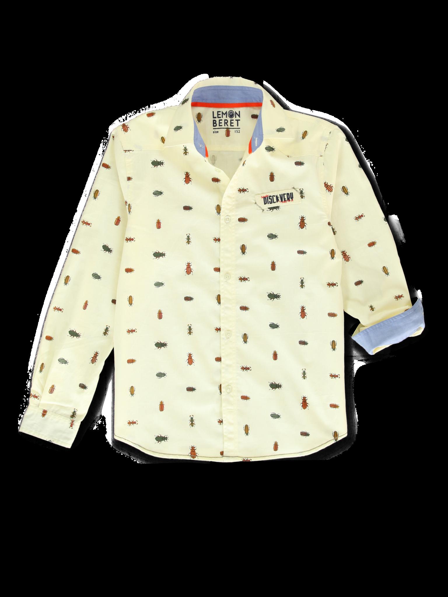 All Brands   Winterproducts Teen Boys   Shirt   10 pcs/box