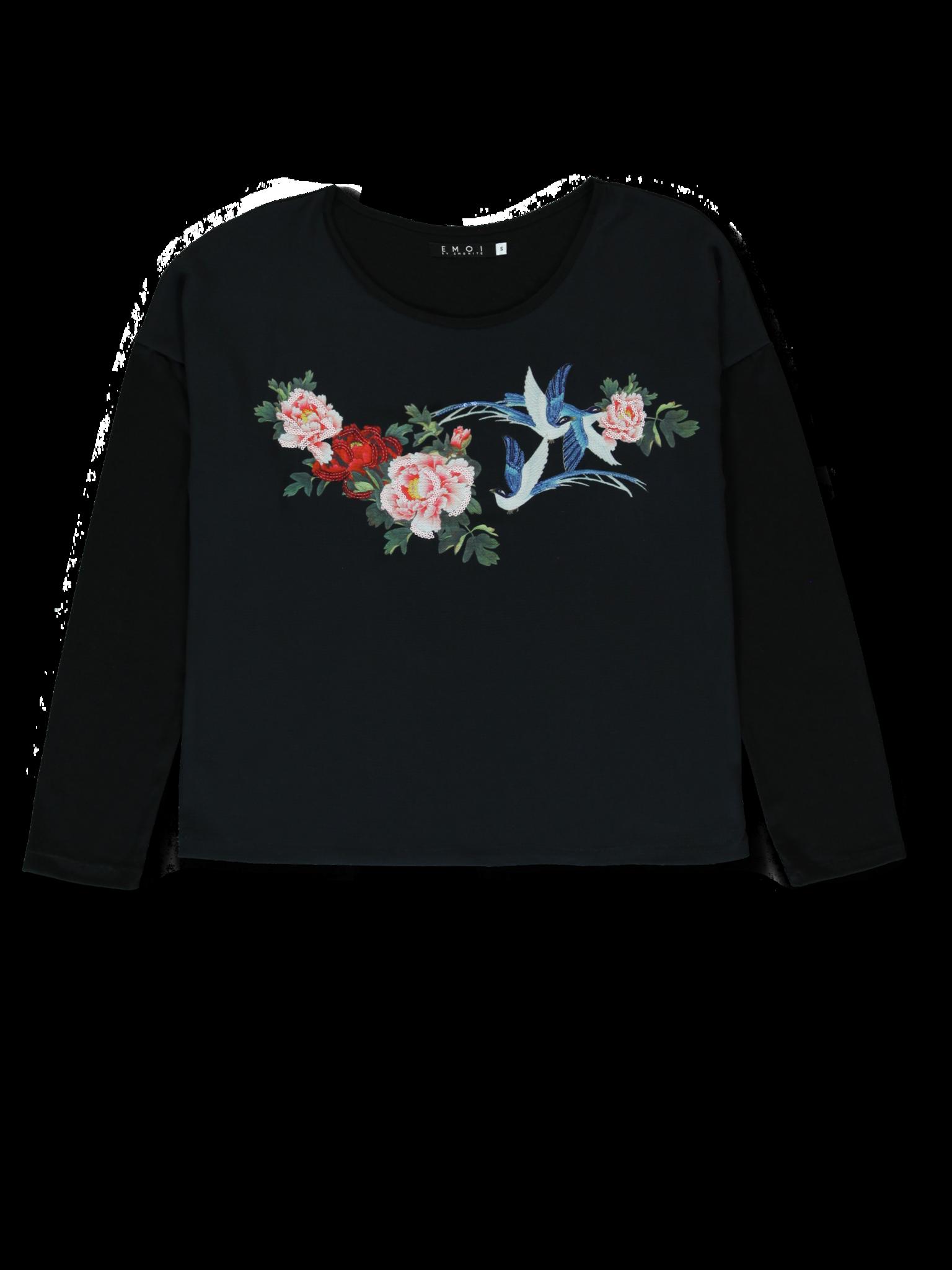 Emoi | Winter 2019 Ladies | T-shirt | 24 pcs/box