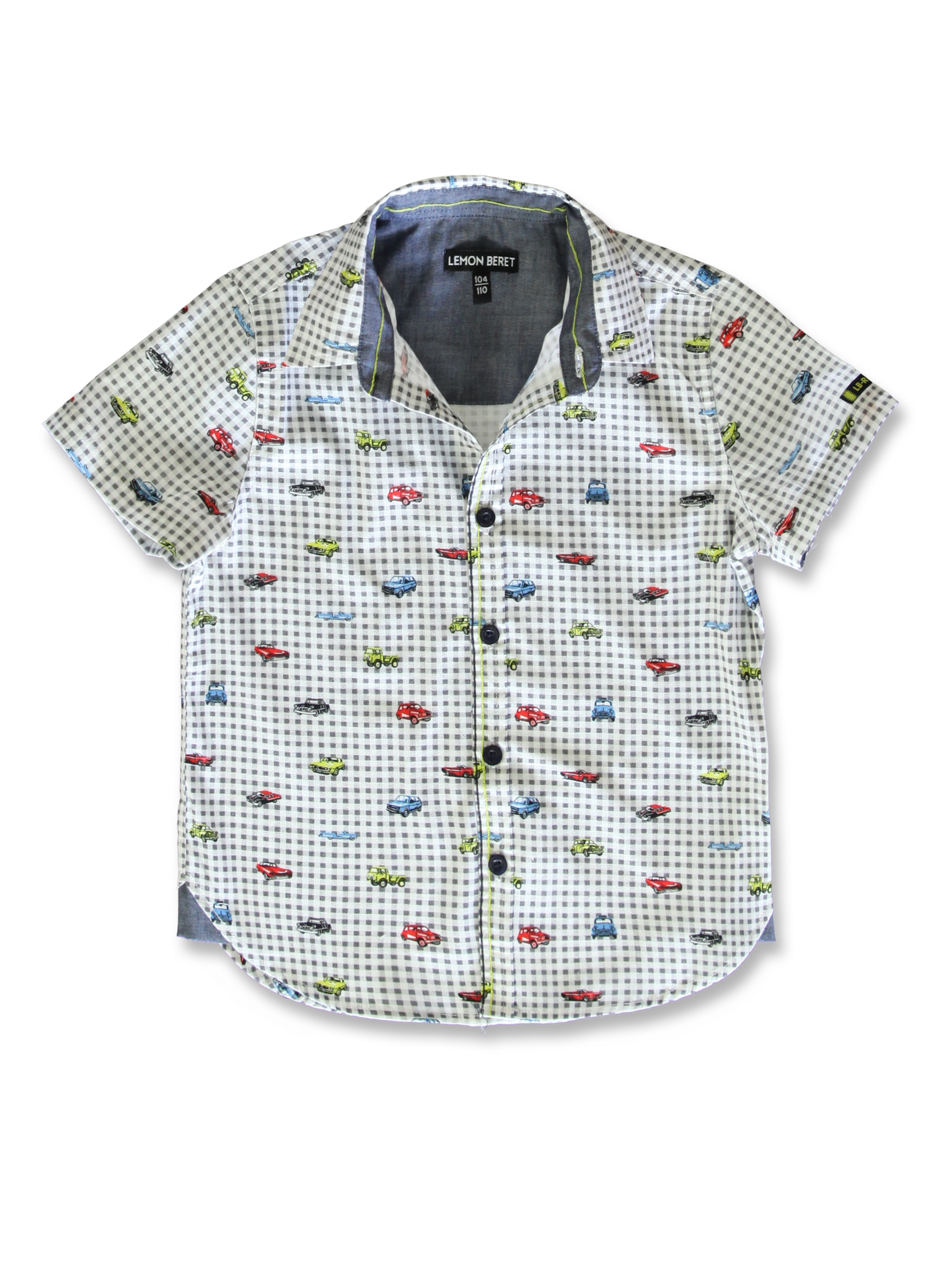 All Brands | Summerproducts Small Boys | Shirt | 10 pcs/box