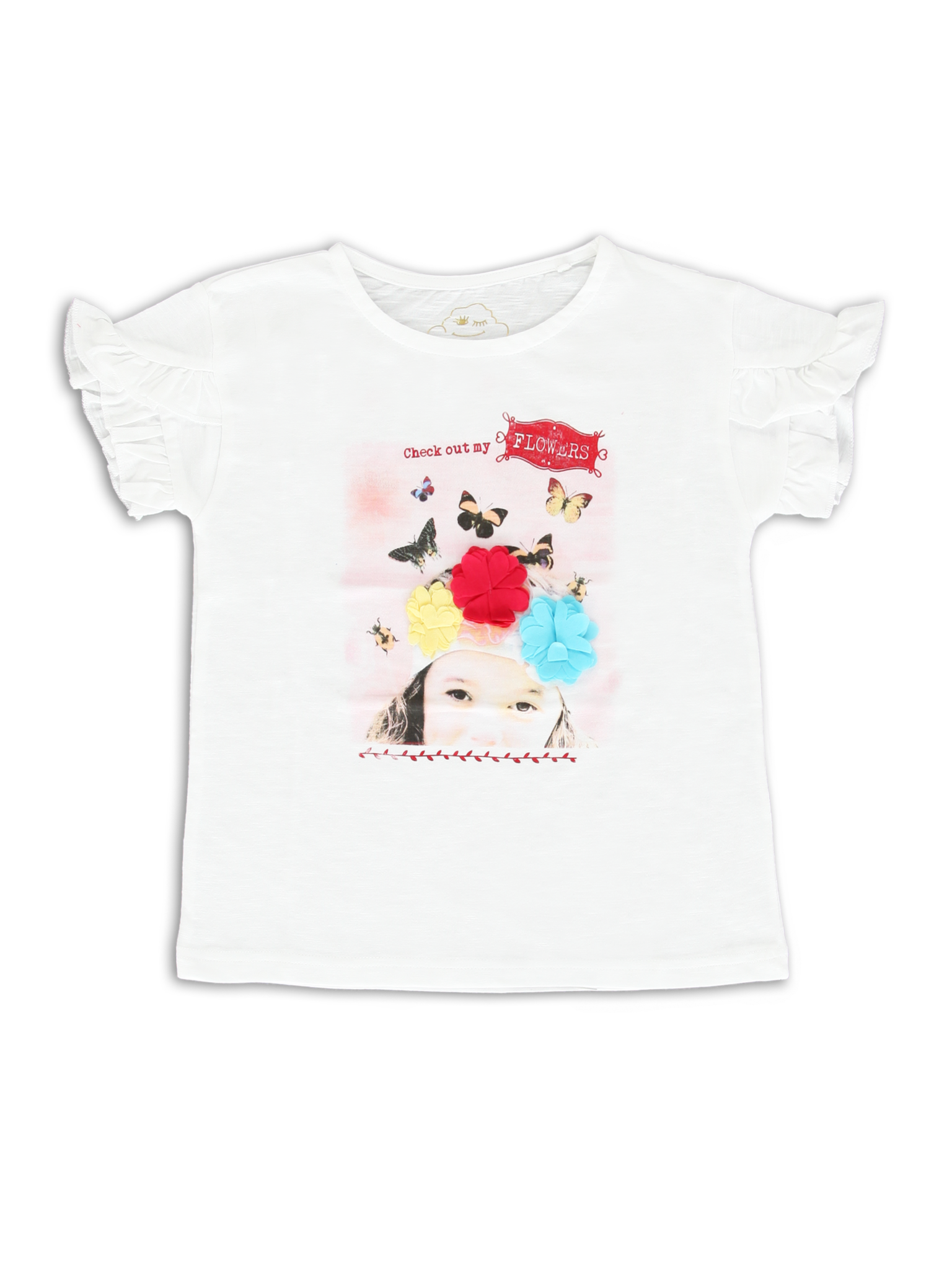 All Brands | Summerproducts Small Girls | T-shirt | 12 pcs/box