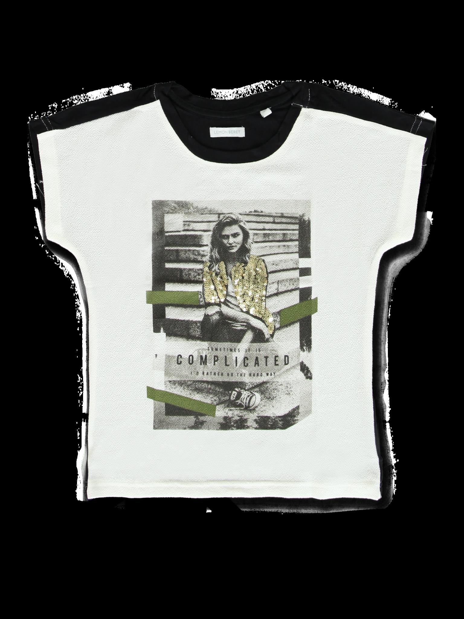 All Brands | Summerproducts Teen Girls | T-shirt | 10 pcs/box