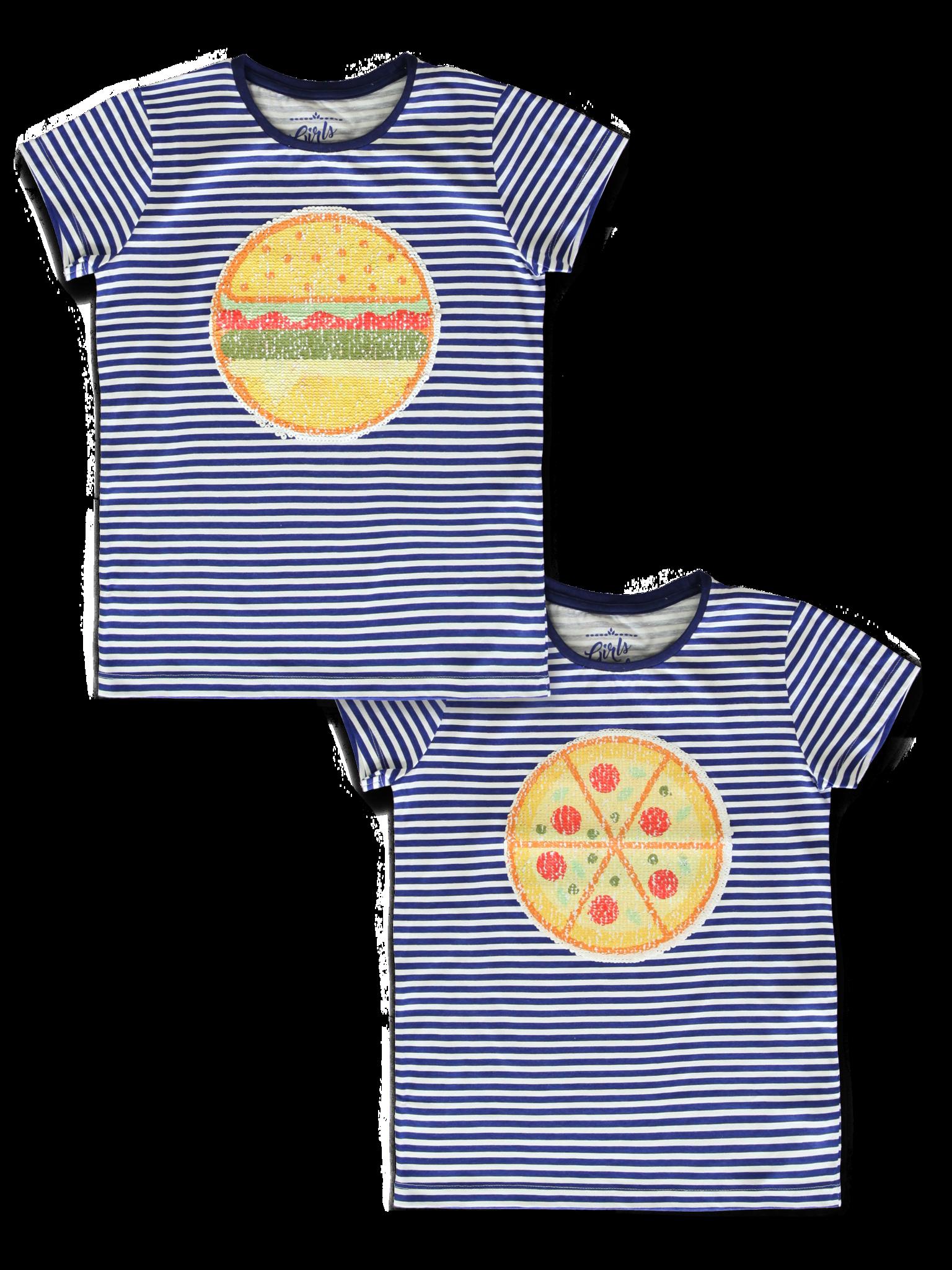 All Brands | Summerproducts Teen Girls | T-shirt | 12 pcs/box