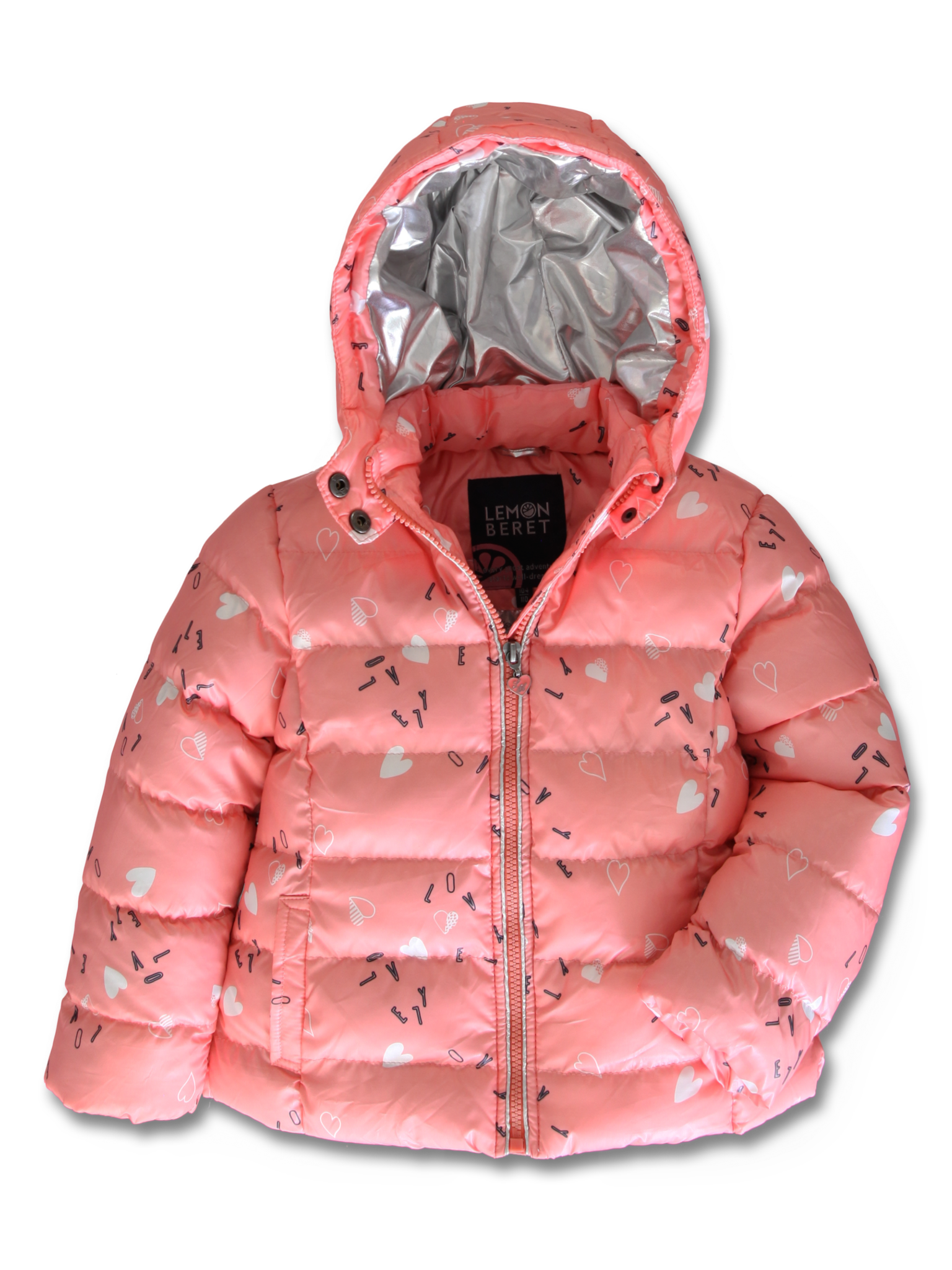 All Brands | Winterproducts Small Girls | Jacket | 10 pcs/box
