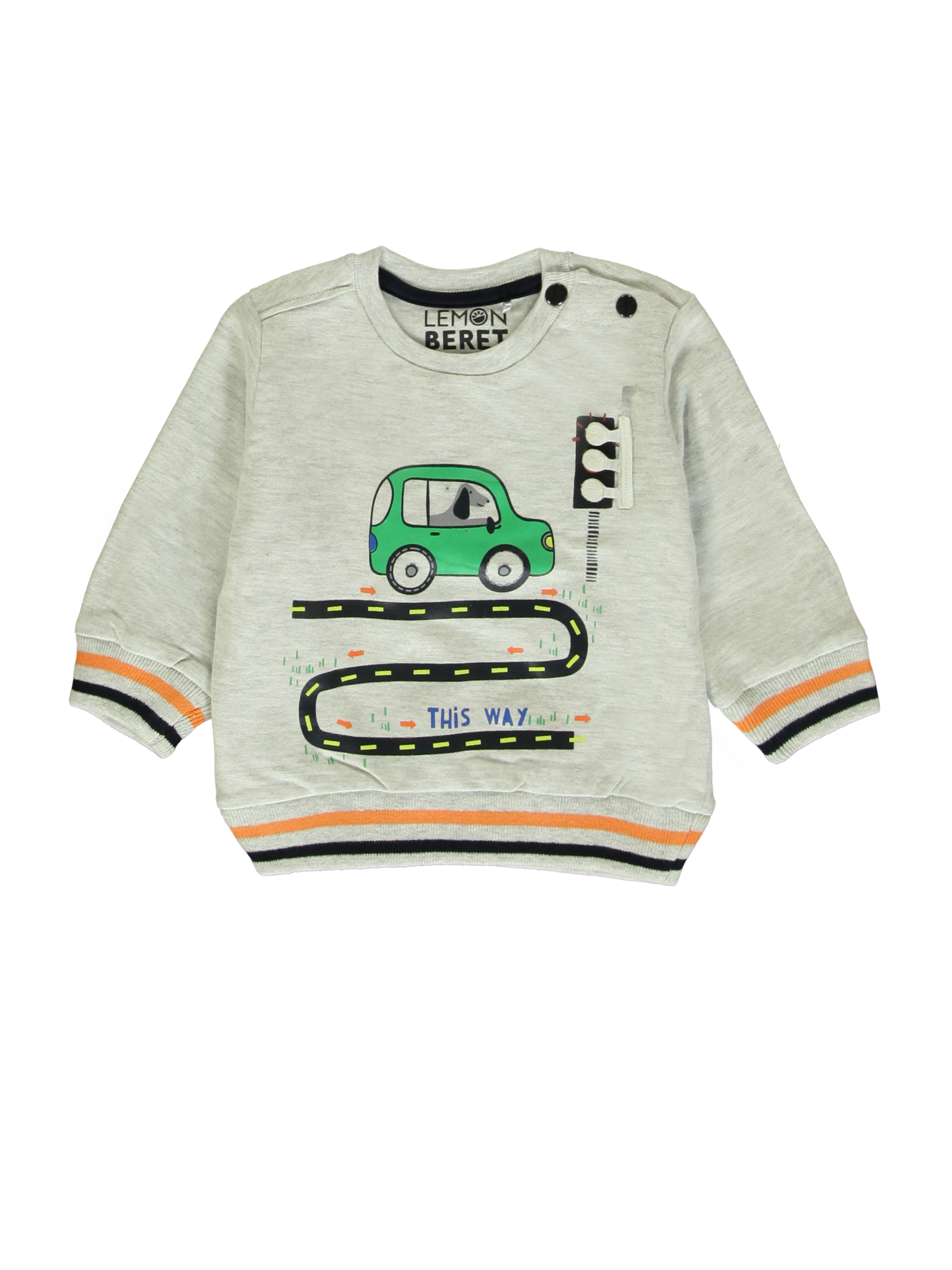 All Brands | Winterproducts Baby | Sweatshirt | 8 pcs/box