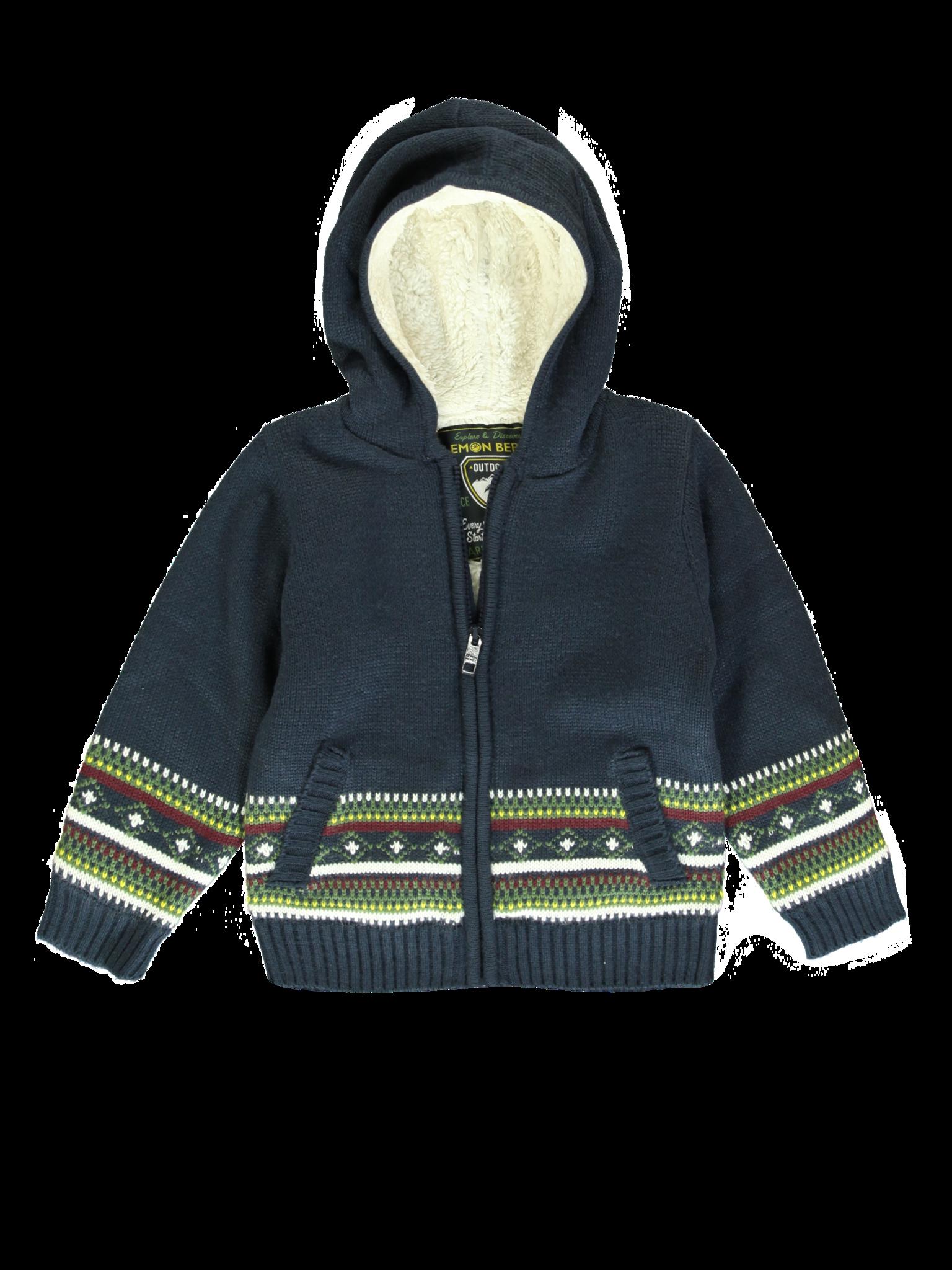 All Brands | Winterproducts Small Boys | Cardigan Knitwear | 12 pcs/box