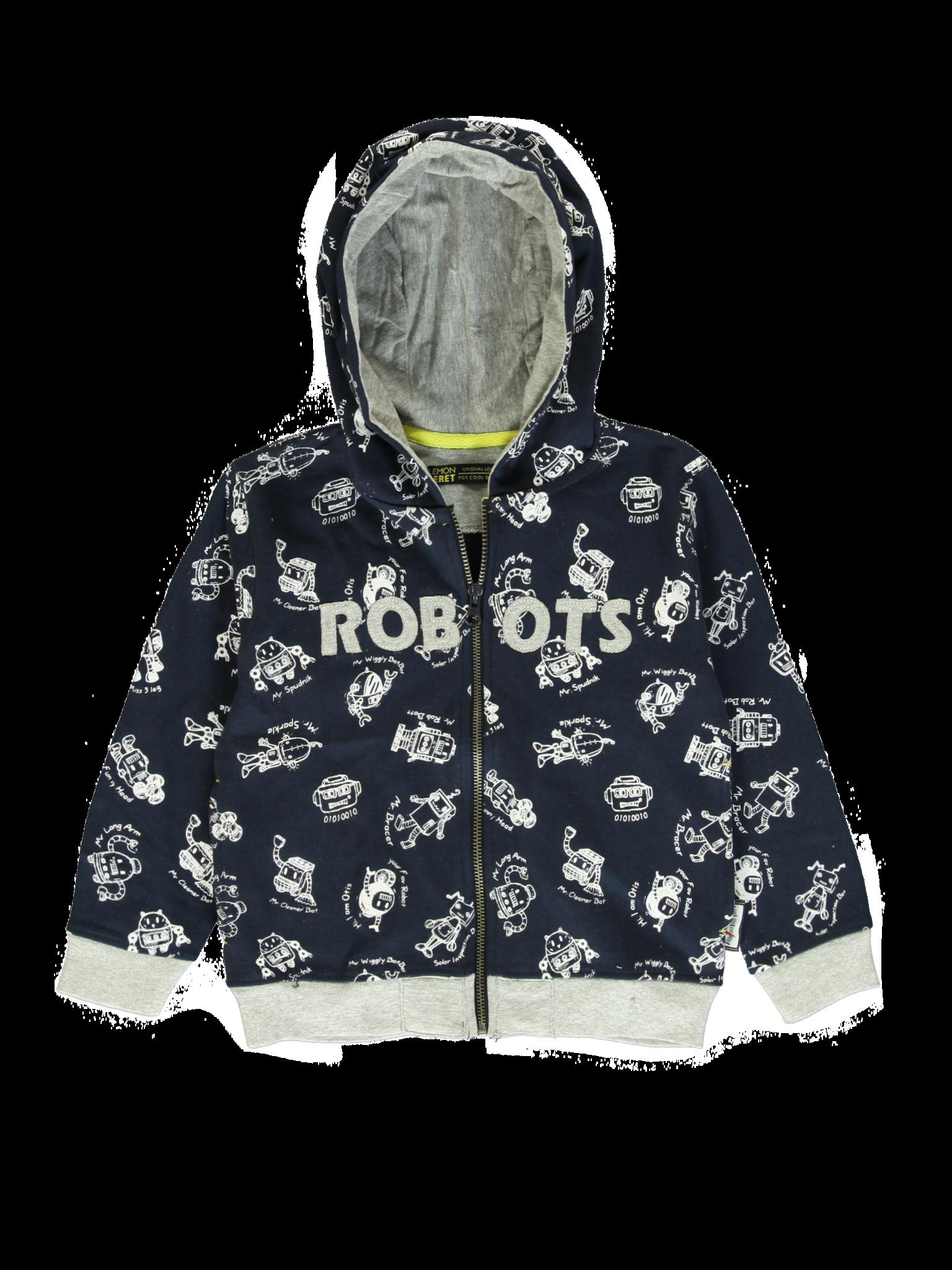 All Brands   Winterproducts Small Boys   Cardigan Sweater   12 pcs/box