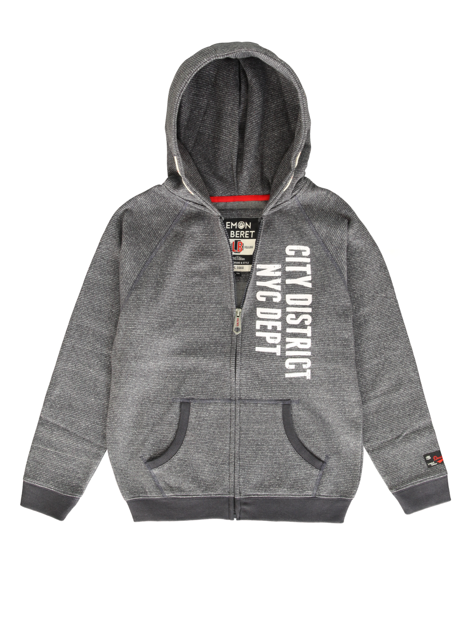 All Brands | Winterproducts Teen Boys | Cardigan Sweater | 12 pcs/box