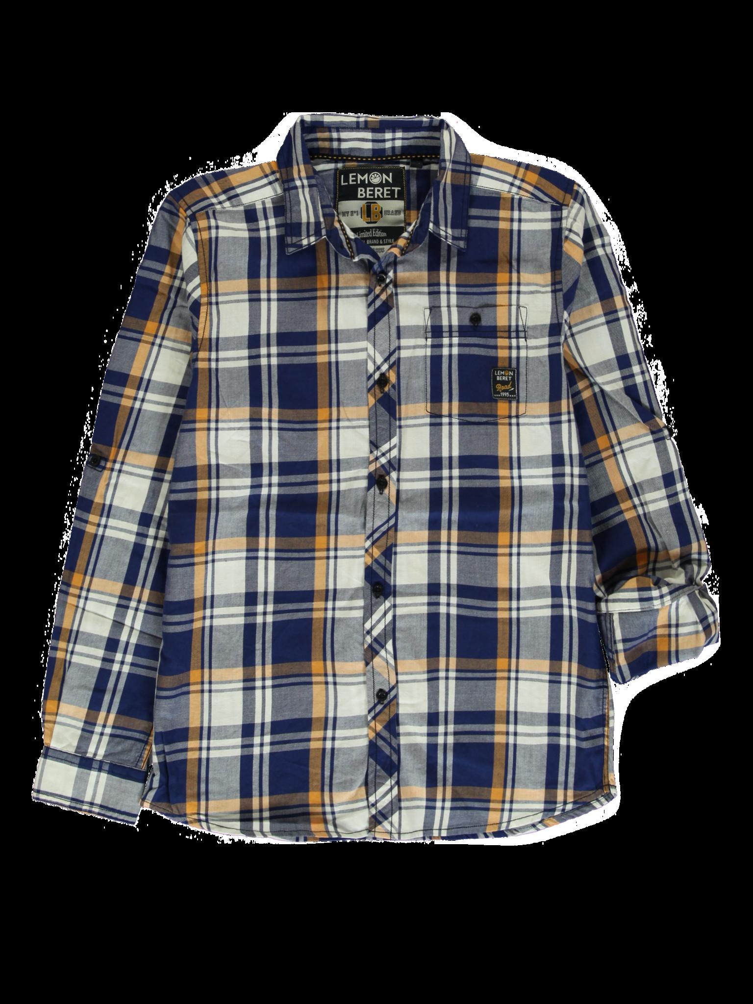 All Brands | Winterproducts Teen Boys | Shirt | 10 pcs/box