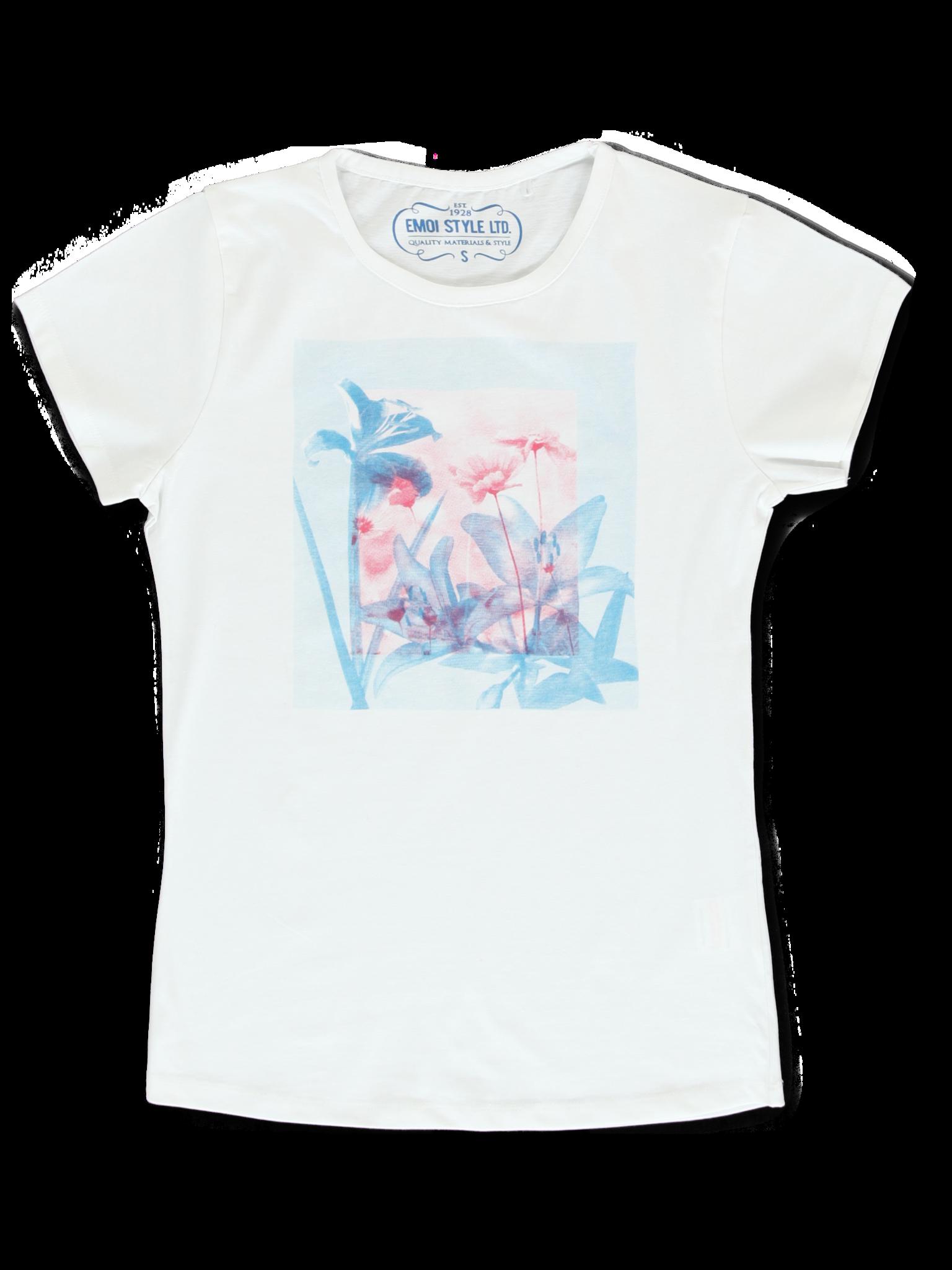 Emoi | Summer 2020 Ladies | T-shirt | 18 pcs/box