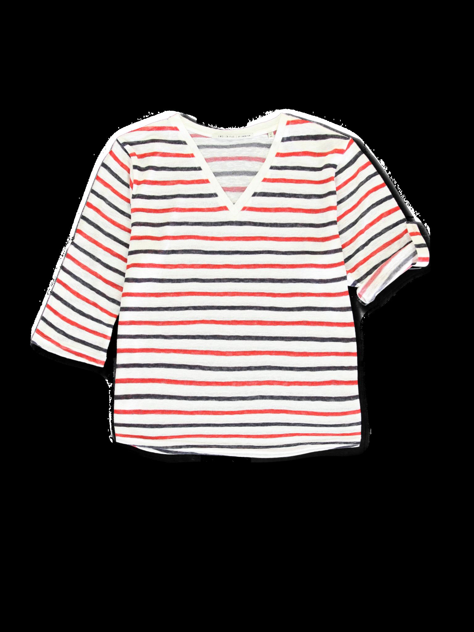 Emoi | Summer 2020 Ladies+ | T-shirt | 18 pcs/box