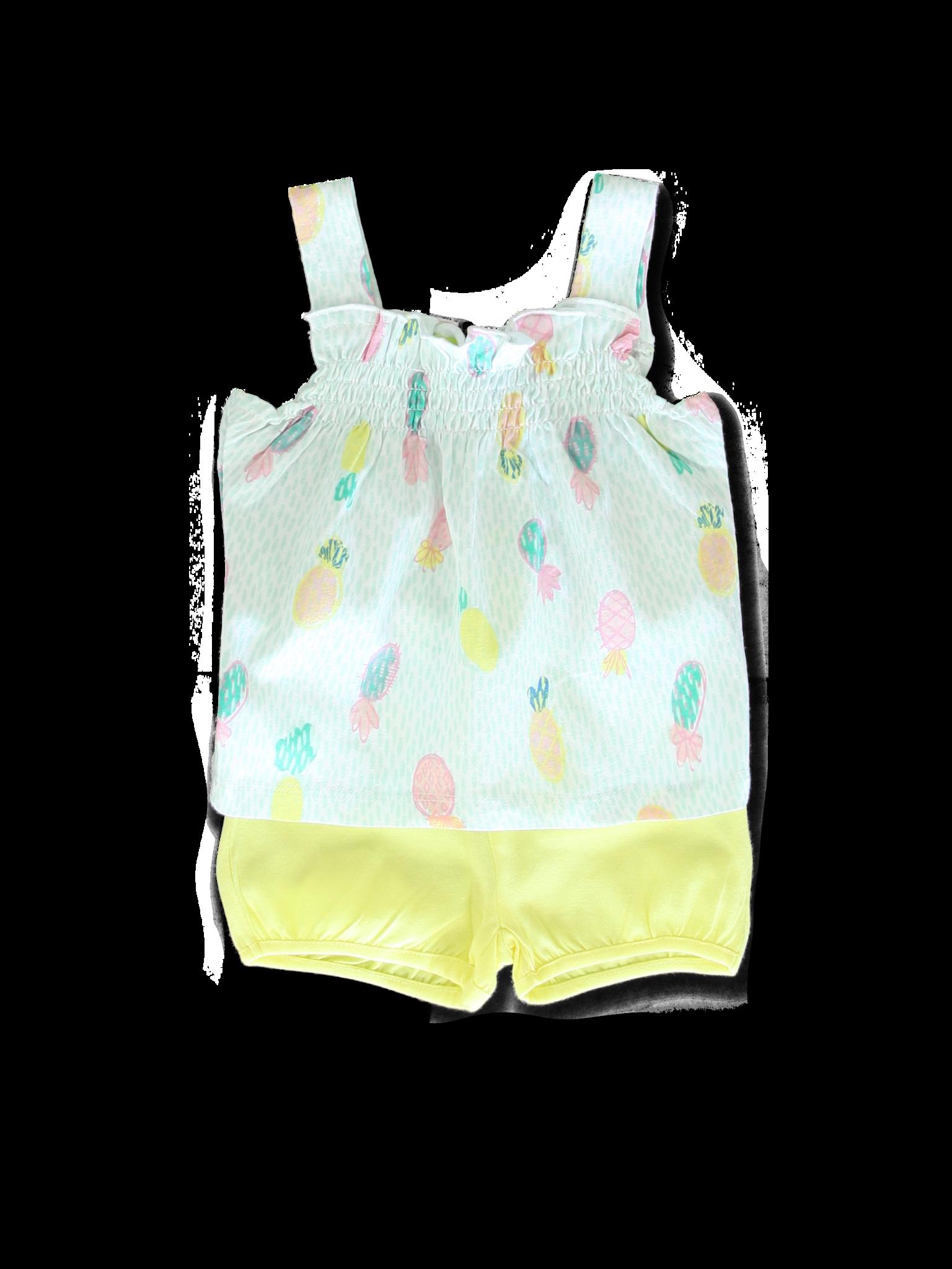 Lemon Beret | Summer 2020 Baby | Set | 8 pcs/box