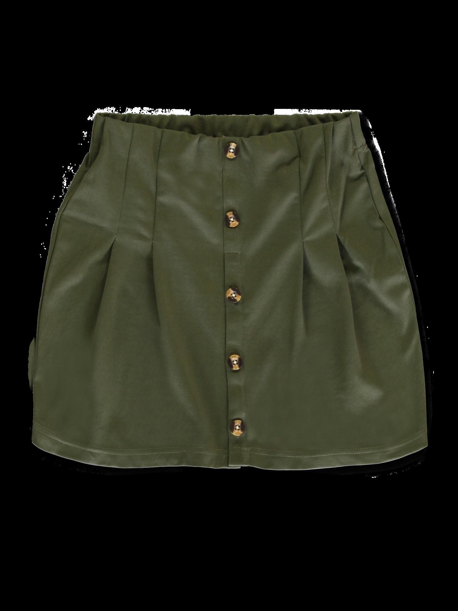 Lemon Beret | Summer 2020 Teen Girls | Skirt | 12 pcs/box