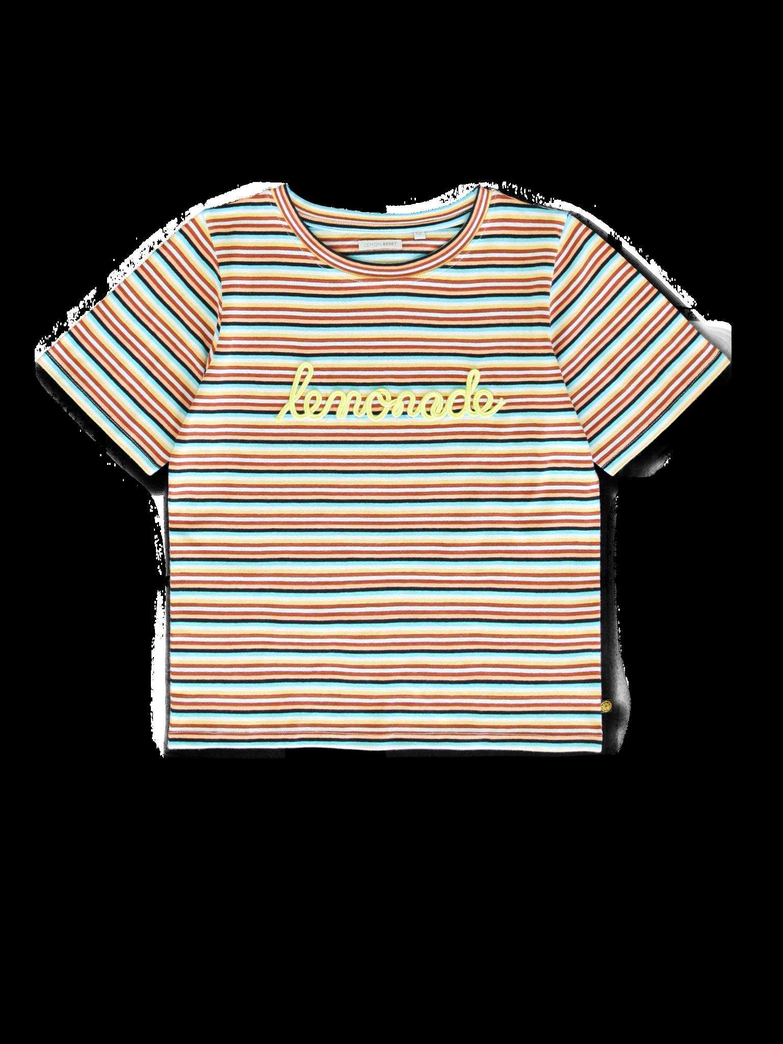 Lemon Beret | Summer 2020 Teen Girls | T-shirt | 12 pcs/box