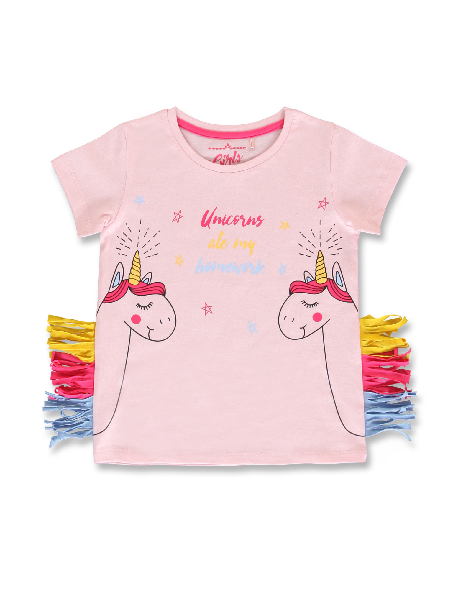 Lemon Beret | Summer 2020 Small Girls | T-shirt | 12 pcs/box