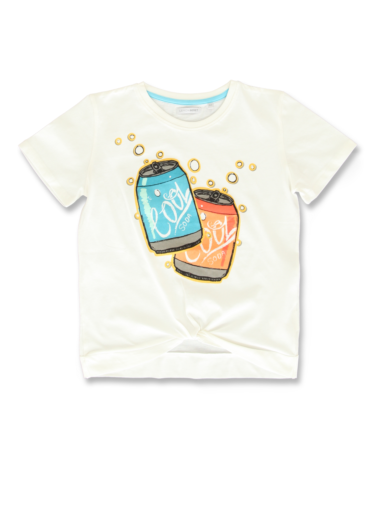 All Brands | Summerproducts Teen Girls | T-shirt | 12 pcs/box