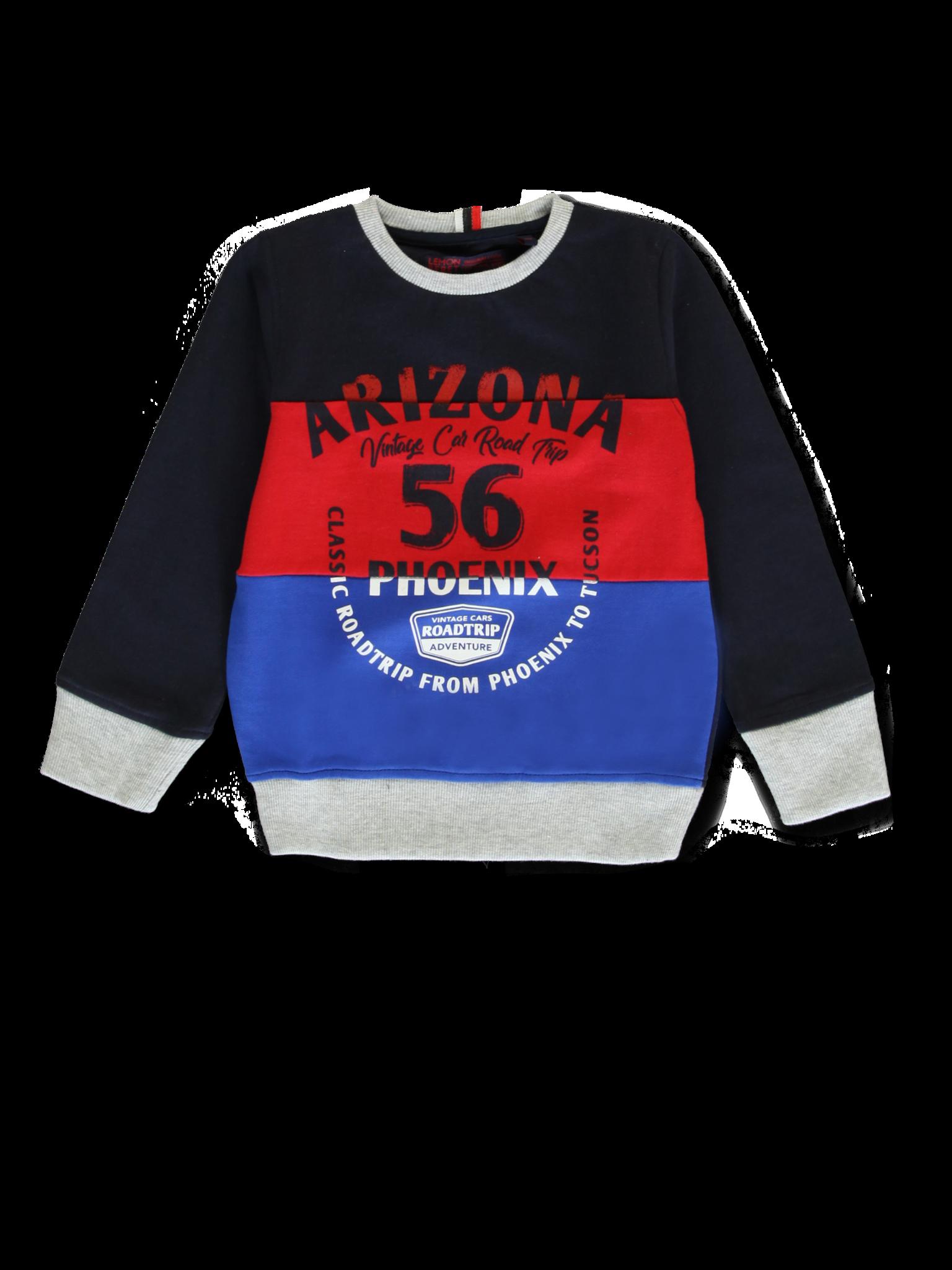 Lemon Beret | Summer 2020 Small Boys | Sweatshirt | 12 pcs/box