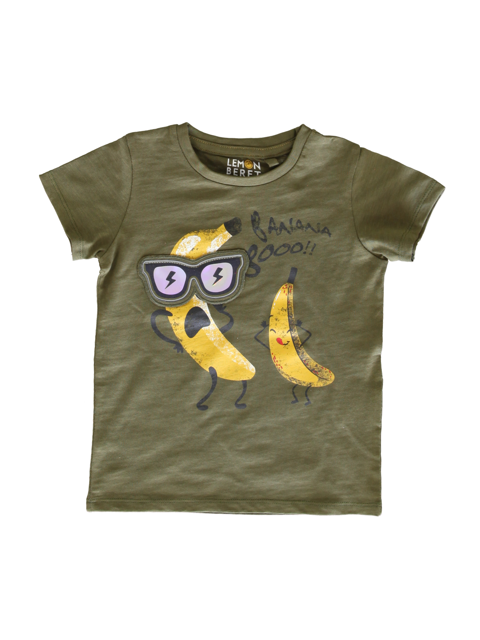 Lemon Beret | Summer 2020 Small Boys | T-shirt | 12 pcs/box