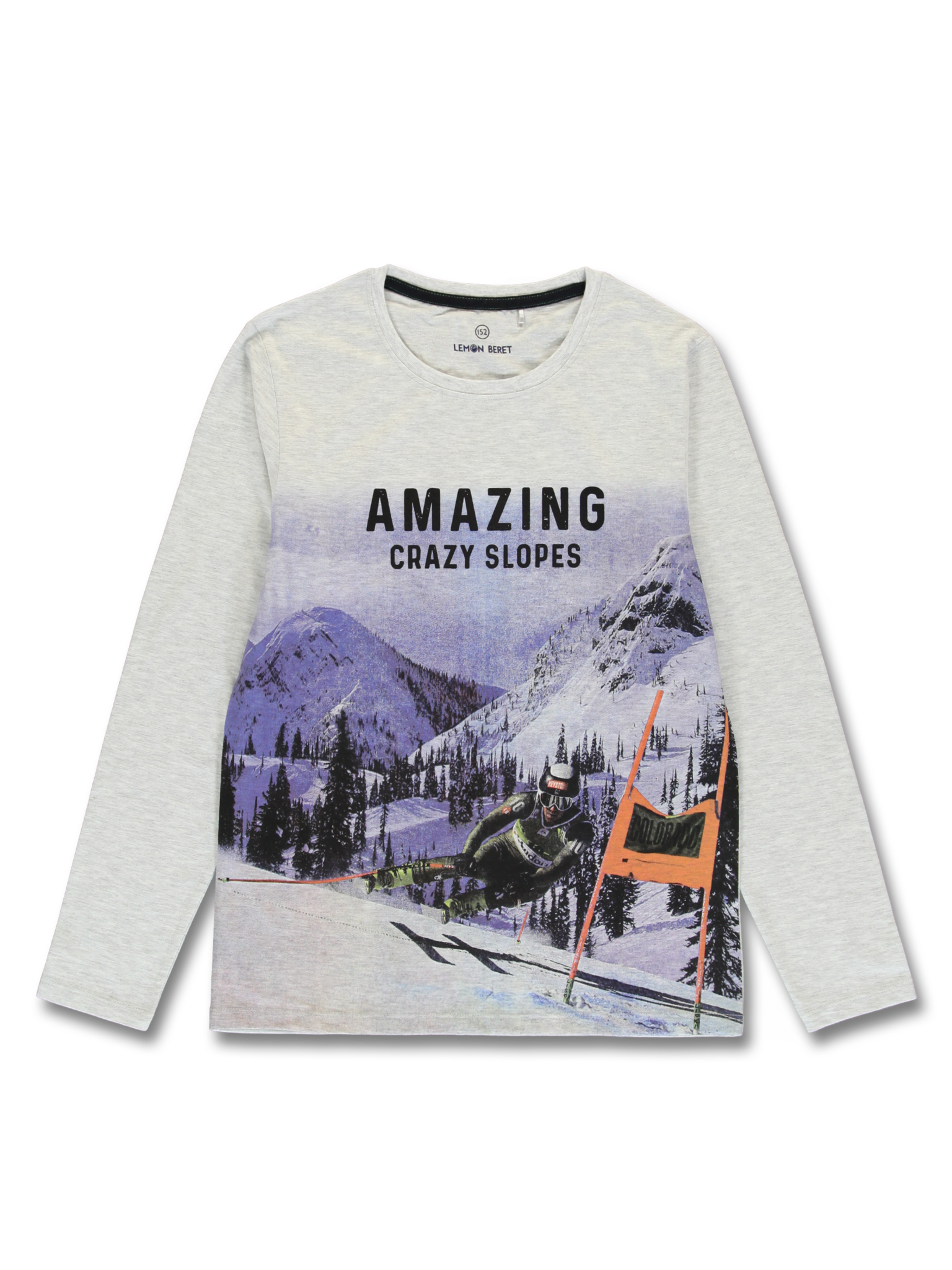 All Brands | Winterproducts Teen Boys | T-shirt | 12 pcs/box