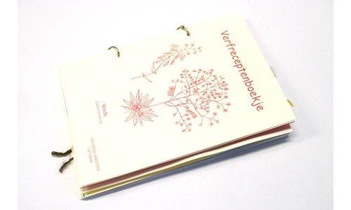 Verfreceptenboekje