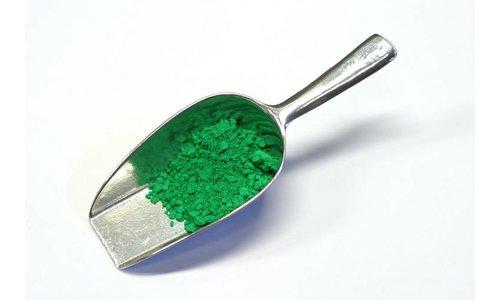 Emerald green dark