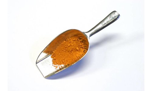 Ochre orange