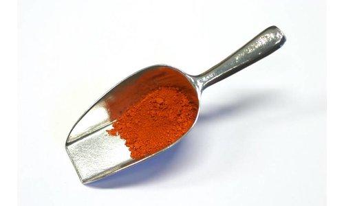 Red ochre from Luyck